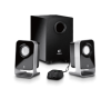 LOGITECH LS21 SPEAKERS 2.1 BLACK