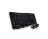 Kit de Teclado y Mouse Optico USB Logitech MK120